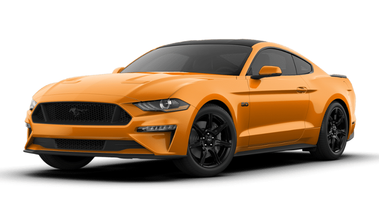 New 2019 Ford Mustang GT Premium Coupe 1FA6P8CF5K5175683 for sale in Indio, CA